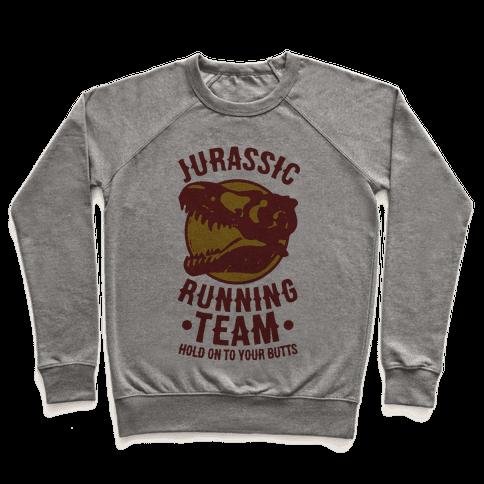 Jurassic Running Team Pullover
