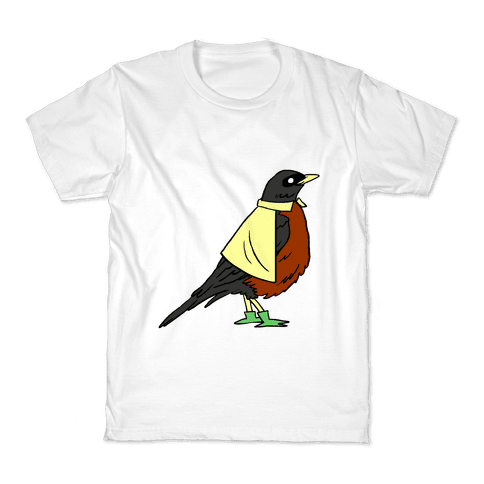 THE BIRD WONDER Kids T-Shirt