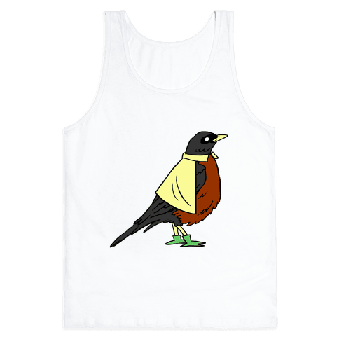 THE BIRD WONDER Tank Top