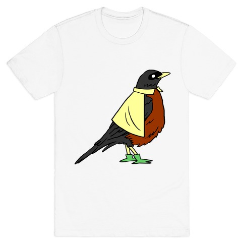 THE BIRD WONDER Mens T-Shirt