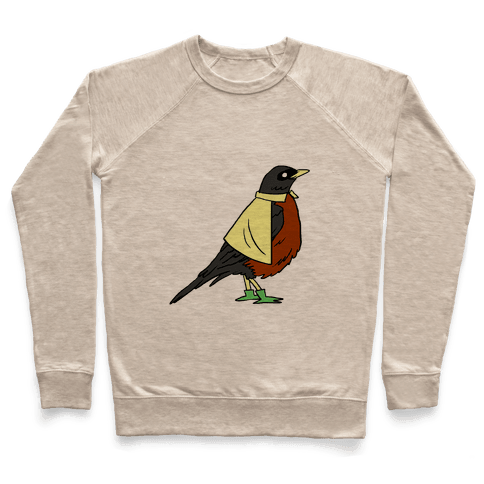 THE BIRD WONDER Pullover