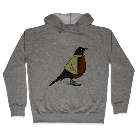 THE BIRD WONDER Hooded Sweatshirt