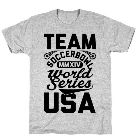 Soccerbowl World Series T-Shirt
