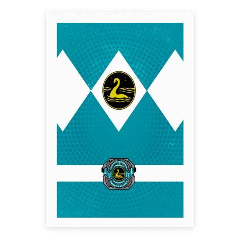 Loch Ness Power Ranger