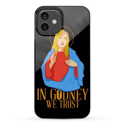 In Godney We Trust Phone Case
