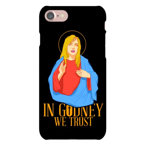 In Godney We Trust Phone Case