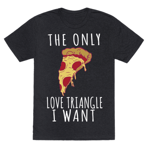The Only Love Triangle I Want