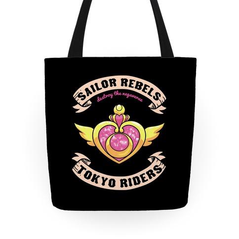 Sailor Rebels, Tokyo RIders Tote