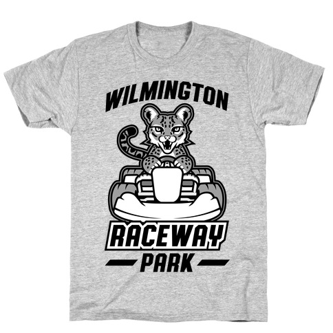 Wilmington Go Cart Mens T-Shirt