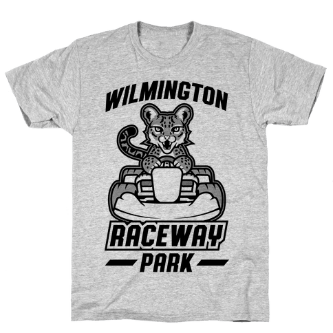Wilmington Go Cart Mens T-Shirt