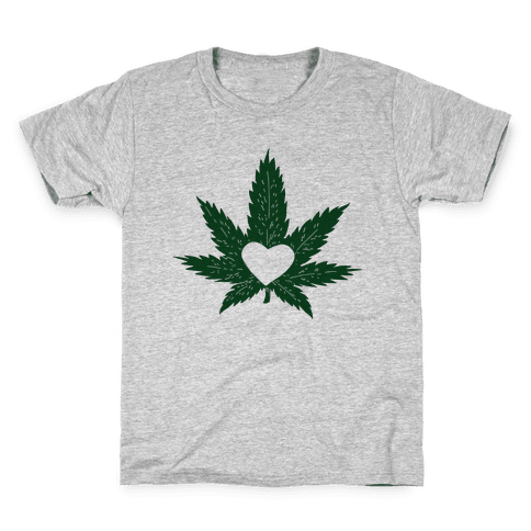 Pot Love Kids T-Shirt