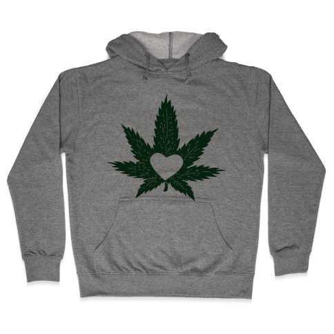 Pot Love Hooded Sweatshirt