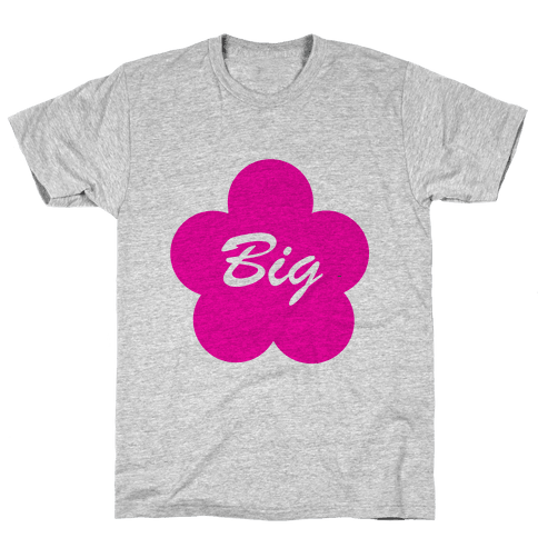 Big Sister Mens T-Shirt