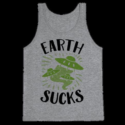 Earth Tank Top