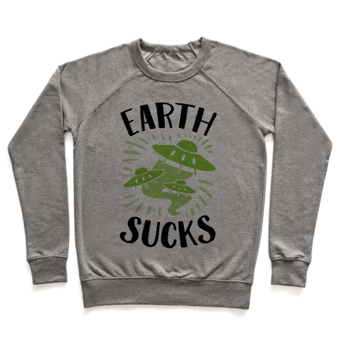 Earth Pullover