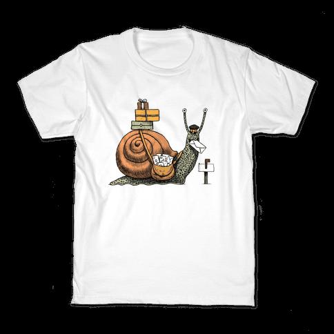 Snail Mail Kids T-Shirt