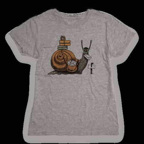 Snail Mail Womens T-Shirt