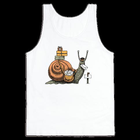 Snail Mail Tank Top