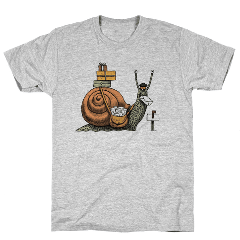 Snail Mail Mens T-Shirt