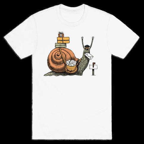 Snail Mail Mens T-Shirt
