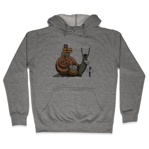 Snail Mail Hooded Sweatshirt