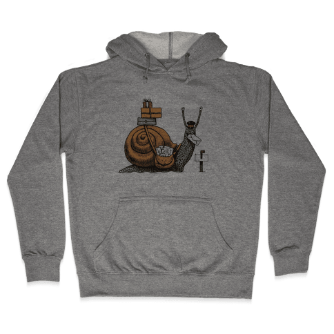 Snail Mail Hooded Sweatshirt