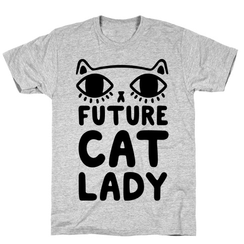 Future Cat Lady T-Shirt