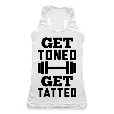 Get Toned Get Tatted