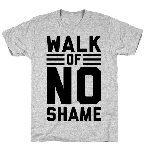 Walk Of No Shame T-Shirt