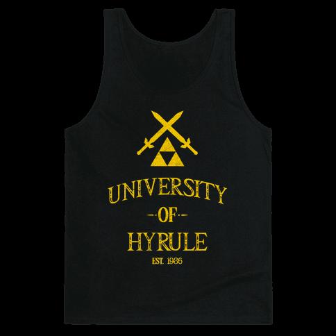 University of Hyrule Tank Top