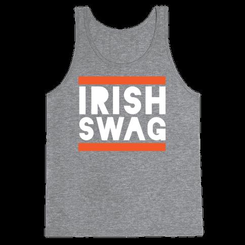 Irish Swag Tank Top