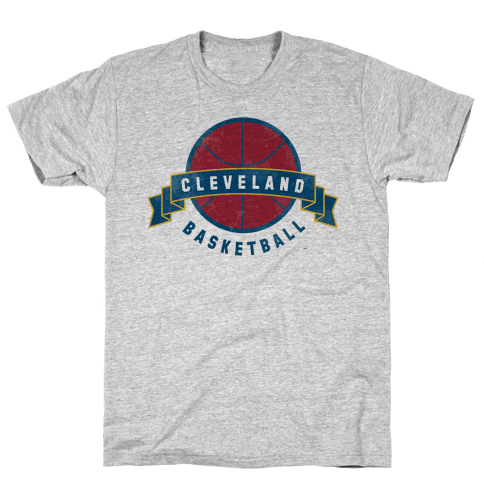 Cleveland Mens T-Shirt