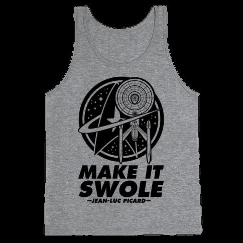Make It Swole Tank Top