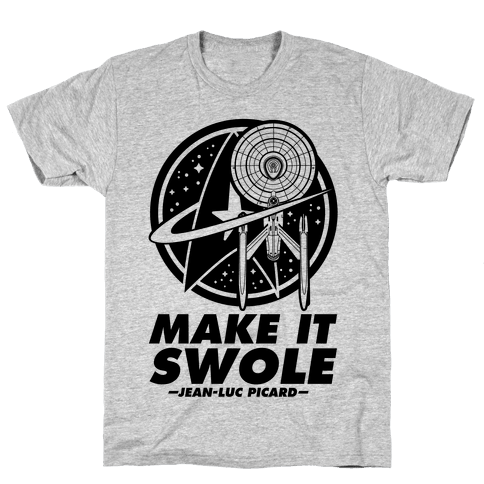 Make It Swole Mens T-Shirt