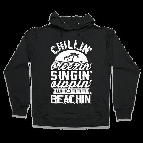 Beachin' Hooded Sweatshirt