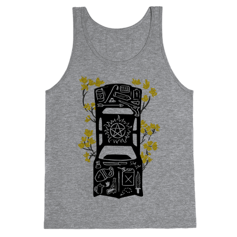 The Winchester Impala Tank Top