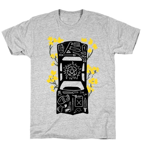 The Winchester Impala T-Shirt