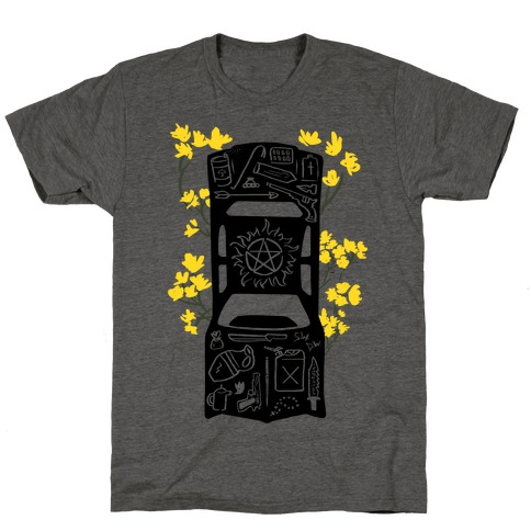 The Winchester Impala T-Shirt