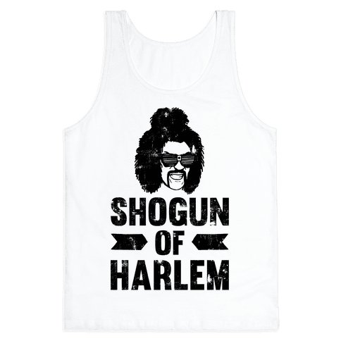 Shogun Of Harlem Tank Top