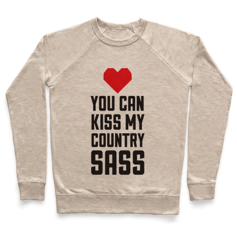 Country Sass Pullover
