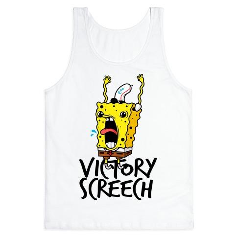 Victory Screech Tank Top
