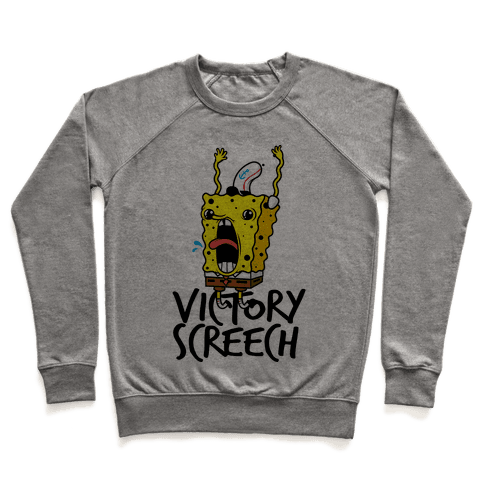 Victory Screech Pullover