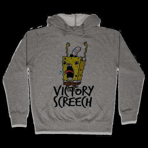 Victory Screech Hooded Sweatshirt
