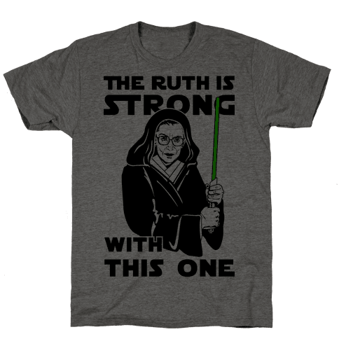 The Ruth is Strong with This One