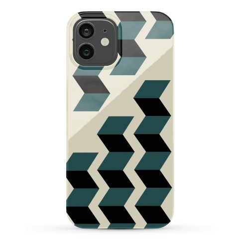 Geometric Folding Screen Phone Case