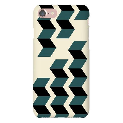 Geometric Folding Screen Phone Case