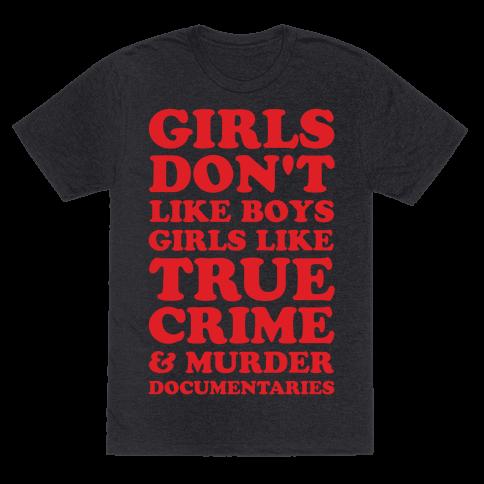Girls Like True Crime