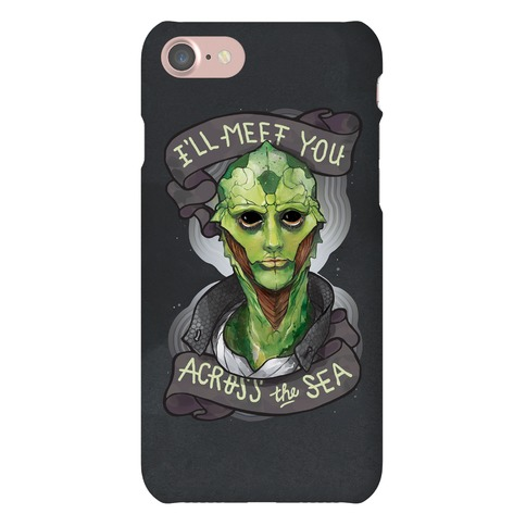 I'll Meet You Across The Sea (Thane) Phone Case