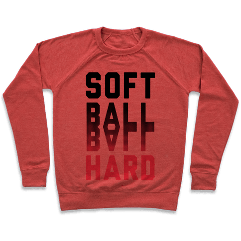 Soft Ball Ball Hard Pullover