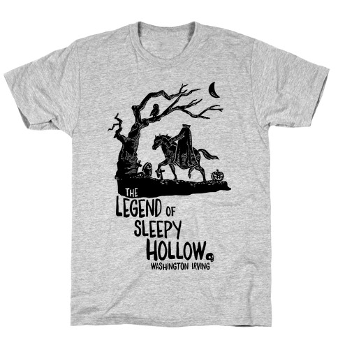 The Legend Of Sleepy Hollow T-Shirt